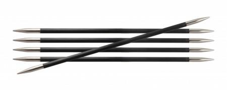 Poze KnitPro Karbonz - set andrele pentru sosete 15 cm