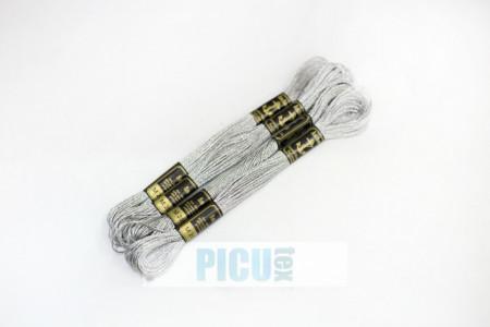 Poze ATA MOULINE ANCHOR , METALIC ARGINTIU cod M201