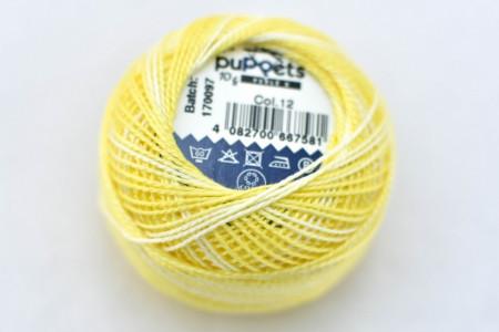 Poze Cotton perle cod 12