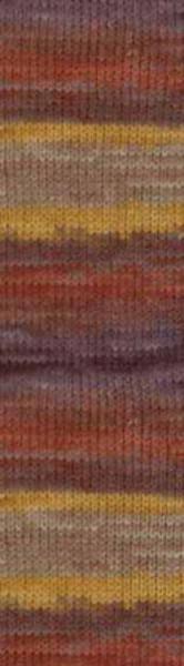 Poze Fir de tricotat sau crosetat - Fir ACRILIC ALIZE BURCUM BATIK DEGRADE 3379