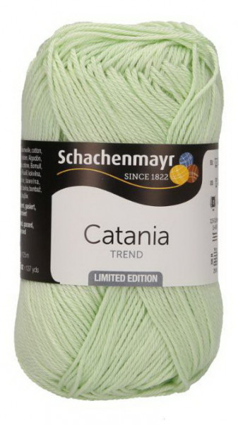 Poze Fir de tricotat sau crosetat - Fir BUMBAC 100% MERCERIZAT CATANIA PALE GREEN COD 290