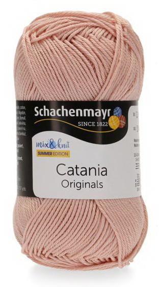 Poze Fir de tricotat sau crosetat - Fir BUMBAC 100% MERCERIZAT CATANIA ROSE GOLD 433