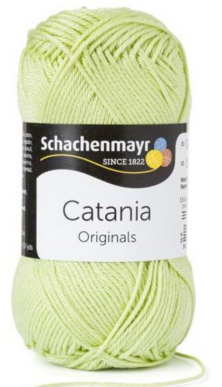 Poze Fir de tricotat sau crosetat - Fir BUMBAC 100% MERCERIZAT CATANIA VERNIL 392