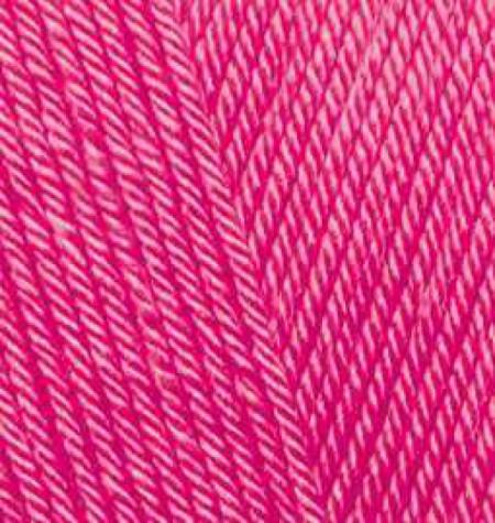 Poze Fir de tricotat sau crosetat - Fir microfibra ALIZE DIVA ROZ 561
