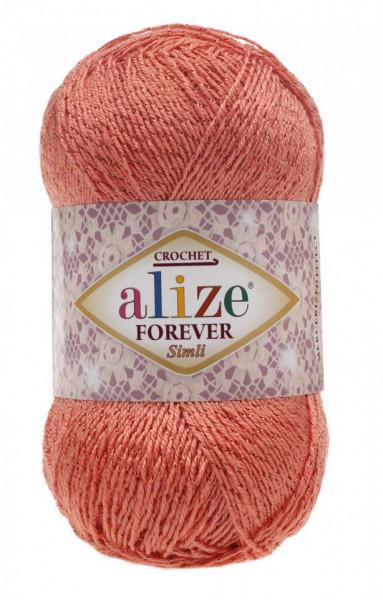 Poze Fir de tricotat sau crosetat - Fir microfibra ALIZE FOREVER SIMLI FREZ 619