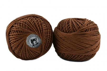 Poze Fir de tricotat sau crosetat - Fire Bumbac 100% ANGELICA ROMANOFIR BOBINA MARO 1297