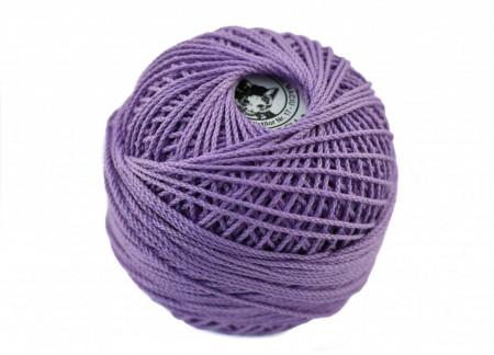 Poze Fir de tricotat sau crosetat - Fire Bumbac 100% ANGELICA ROMANOFIR BOBINA MOV 1224