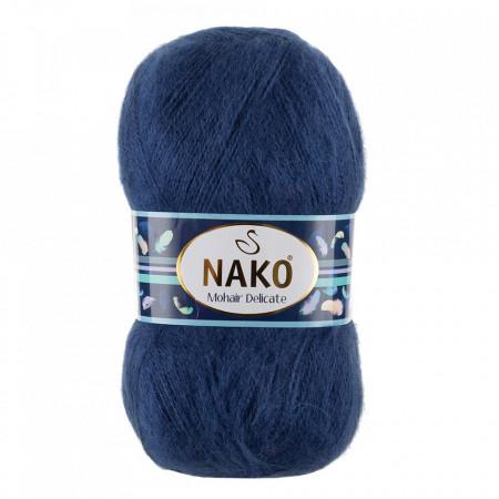 Poze Fir de tricotat sau crosetat - Fire tip mohair acril NAKO MOHAIR DELICATE - BLEOMARIN COD 6146