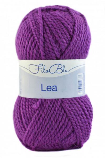 Poze Fir de tricotat sau crosetat -Fire tip mohair din acril GRUNDL - LEA - 07-MAGENTA