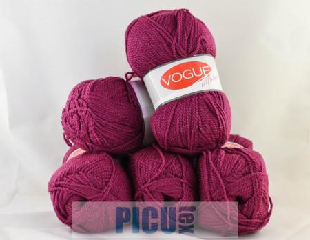 Poze Fir de tricotat sau crosetat - Fire tip mohair din acril Nako Export - #5877