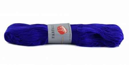 Poze Fir de tricotat sau crosetat - Fire tip mohair din acril (PNA) Canguro Farfalle ALBASTRU 338