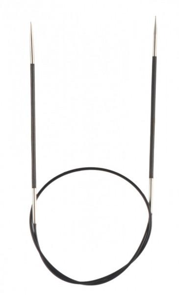 Poze KnitPro Karbonz - andrele fixe 100 cm