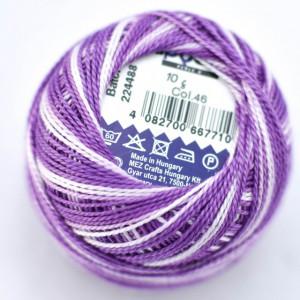 Cotton perle cod 46