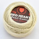 Cotton perle RED HEART cod 0387