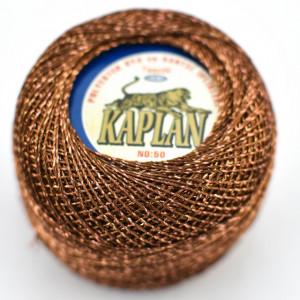 Fir de crosetat polyester + lurex KAPLAN 400