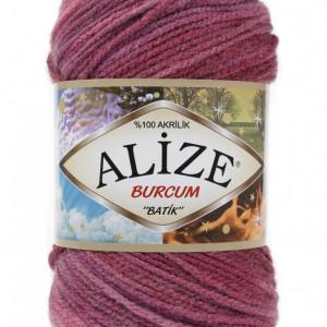 Fir de tricotat sau crosetat - Fir ACRILIC ALIZE BURCUM BATIK DEGRADE 1895
