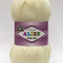 Fir de tricotat sau crosetat - Fir ALIZE COTTON GOLD CREAM 01