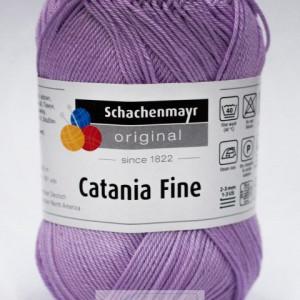 Fir de tricotat sau crosetat - Fir BUMBAC 100% MERCERIZAT CATANIA FINE LILA 1017