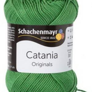 Fir de tricotat sau crosetat - Fir BUMBAC 100% MERCERIZAT CATANIA MOSS 412