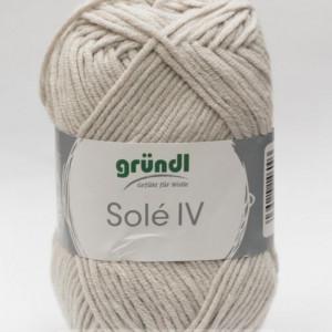 Fir de tricotat sau crosetat - Fir GRUNDL - SOLE - GRI - 41