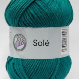 Fir de tricotat sau crosetat - Fir GRUNDL - SOLE - TURCOAZ 28