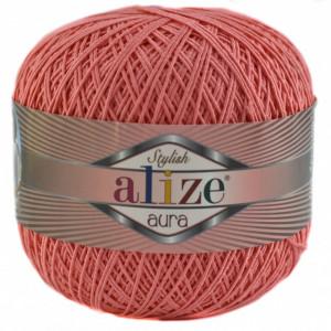 Fir de tricotat sau crosetat - Fire Alize Aura - Roz - 33