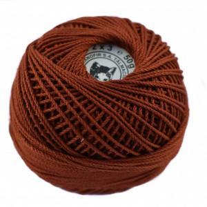 Fir de tricotat sau crosetat - Fire Bumbac 100% ANGELICA ROMANOFIR BOBINA MARO 1300