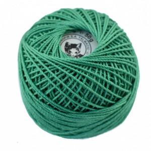 Fir de tricotat sau crosetat - Fire Bumbac 100% ANGELICA ROMANOFIR BOBINA VERNIL 1249