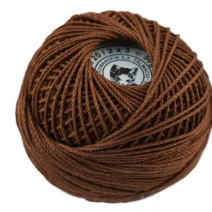 Fir de tricotat sau crosetat - Fire Bumbac 100% ANGELICA ROMANOFIR BOBINA MARO 1297