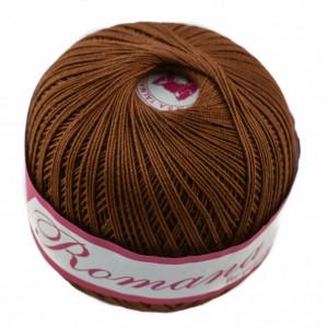 Fir de tricotat sau crosetat - Fire Bumbac 100% ROMANA - ROMANOFIR BOBINA 1297