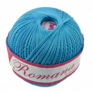 Fir de tricotat sau crosetat - Fire Bumbac 100% ROMANA - ROMANOFIR BOBINA BLEO 94