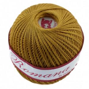 Fir de tricotat sau crosetat - Fire Bumbac 100% ROMANA - ROMANOFIR BOBINA 1315