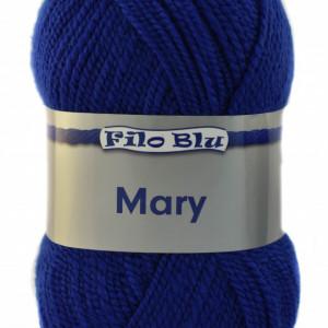 Fir de tricotat sau crosetat - Fire Filo Blu - Mary - 05 - ALBASTRU