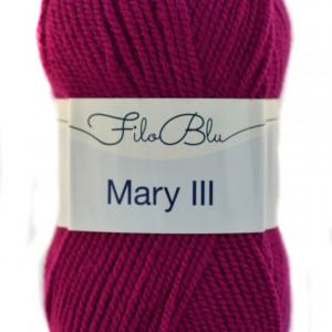 Fir de tricotat sau crosetat - Fire Filo Blu - Mary III - 38 - MAGENTA