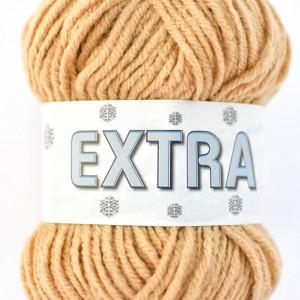 Fir de tricotat sau crosetat - Fire tip mohair din acril CANGURO -EXTRA BEJ- 317