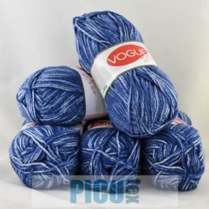 Fir de tricotat sau crosetat - Fire tip mohair din acril Nako Export - #6324