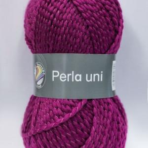 Fir de tricotat sau crosetat - PERLA UNI by GRUNDL MOV 40