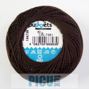 Cotton perle cod 7381