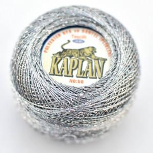 Fir de crosetat polyester + lurex KAPLAN 317