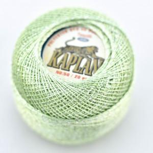 Fir de crosetat polyester + lurex KAPLAN 954