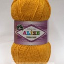 Fir de tricotat sau crosetat - Fir ALIZE COTTON GOLD PORTOCALIU 14