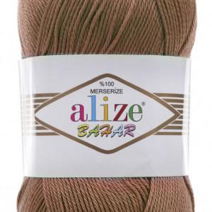 Fir de tricotat sau crosetat - Fir BUMBAC 100% ALIZE BAHAR MARO 179