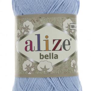 Fir de tricotat sau crosetat - Fir BUMBAC 100% ALIZE BELLA - BLEO 40