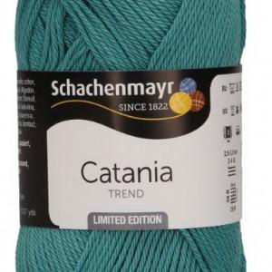 Fir de tricotat sau crosetat - Fir BUMBAC 100% MERCERIZAT CATANIA GREEN JUICE COD 292