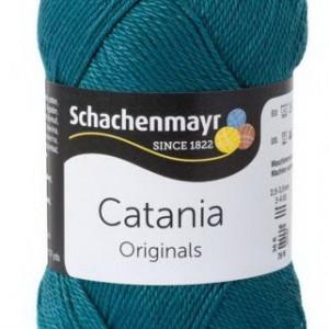 Fir de tricotat sau crosetat - Fir BUMBAC 100% MERCERIZAT CATANIA PETROL 391