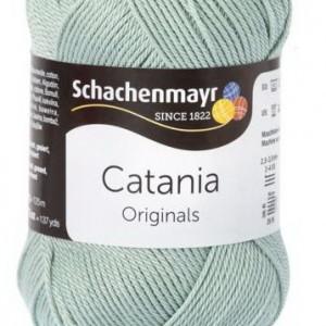 Fir de tricotat sau crosetat - Fir BUMBAC 100% MERCERIZAT CATANIA RESEDA 402