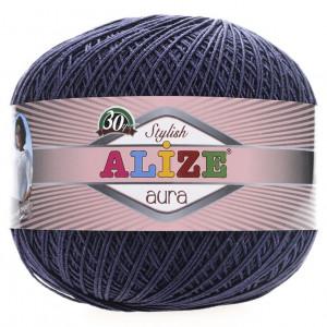 Fir de tricotat sau crosetat - Fire Alize Aura - Bleomarin - 361