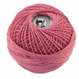 Fir de tricotat sau crosetat - Fire Bumbac 100% ANGELICA ROMANOFIR BOBINA ROZ 1210