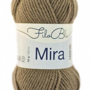 Fir de tricotat sau crosetat - Fire Filo Blu - MIRA - 13 - MARO DESCHIS
