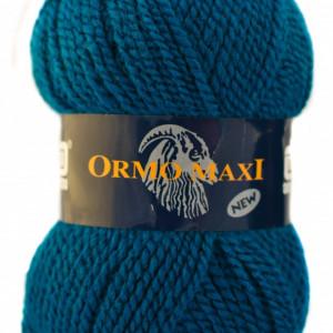 Fir de tricotat sau crosetat - Fire Nako - Ormo Maxi - ALBASTRU - 44